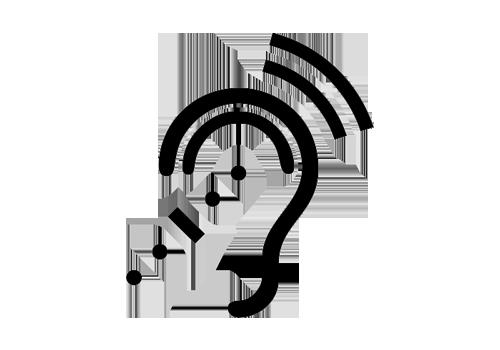 Customized VIP Hearing Aids Logo